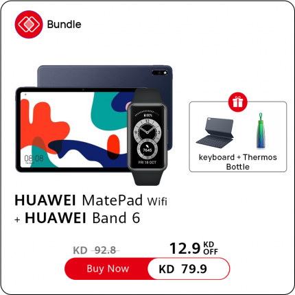 HUAWEI Matepad Wifi with Band 6