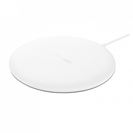 HUAWEI CP60 WIRELESS CHARGER-Pearl White without adaptor spintowin